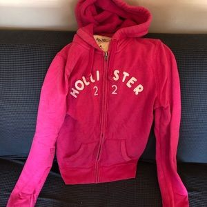Women's Hollister Zip Up Jacket